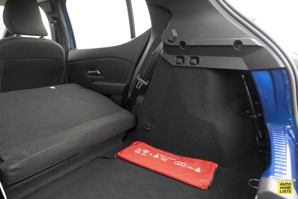 LNA 2011 Dacia Sandero TCe90 Comfort Coffre 011