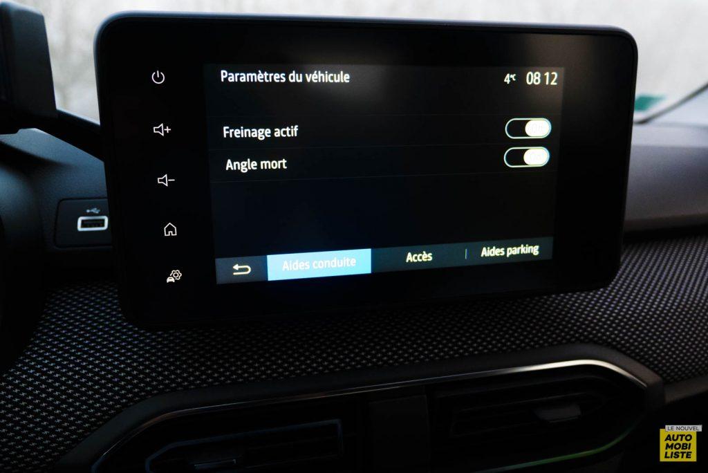 LNA 2011 Dacia Sandero TCe90 Comfort Ecran 003