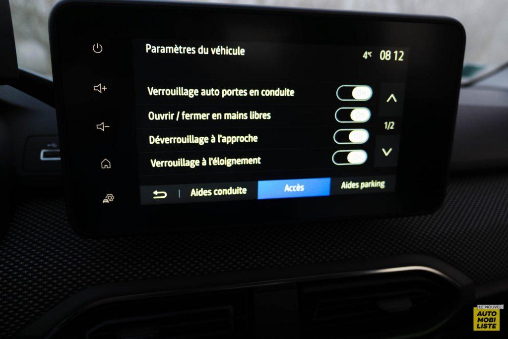 LNA 2011 Dacia Sandero TCe90 Comfort Ecran 004