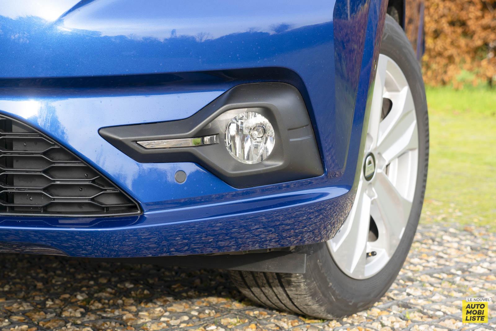 LNA 2011 Dacia Sandero TCe90 Comfort Ecterieur Detail 009