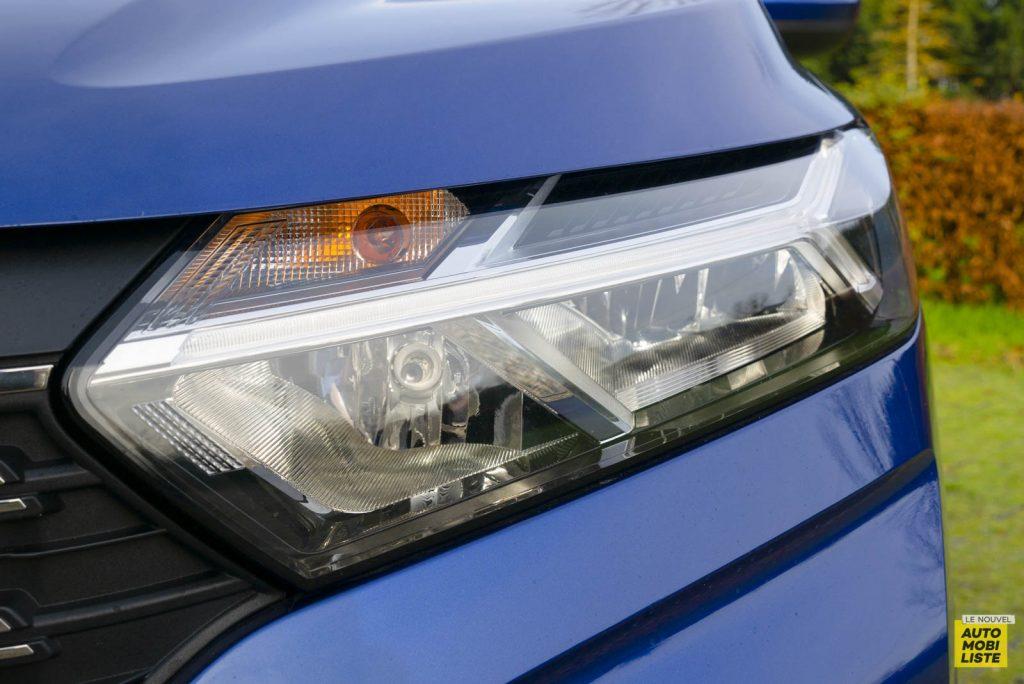 LNA 2011 Dacia Sandero TCe90 Comfort Ecterieur Detail 012