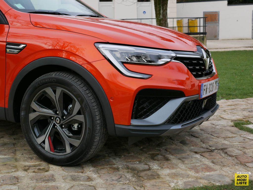 LNA 2103 ESSAI Renault Arkana TCe 140 Exterieur 005