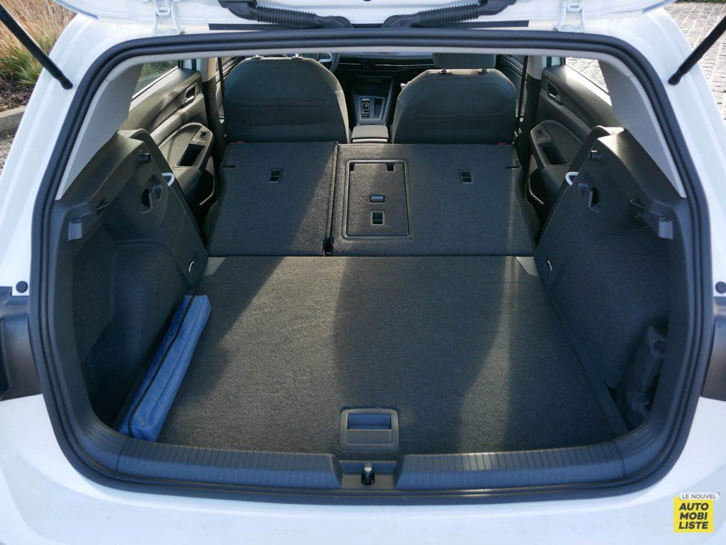 LNA ESSAI 2012 VW Golf eTSI Coffre 009