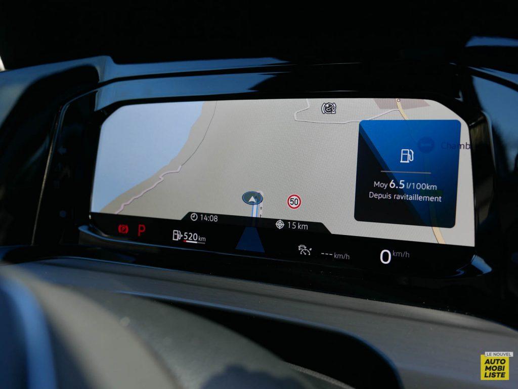 LNA ESSAI 2012 VW Golf eTSI Compteur 002 1