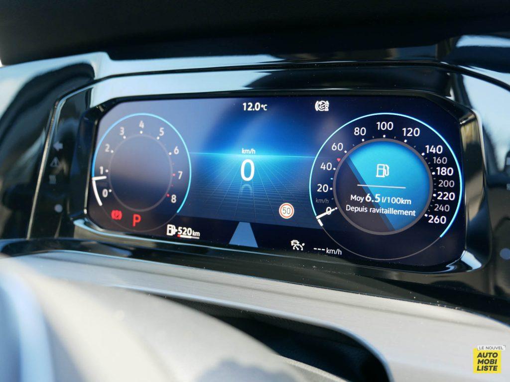 LNA ESSAI 2012 VW Golf eTSI Compteur 004 1