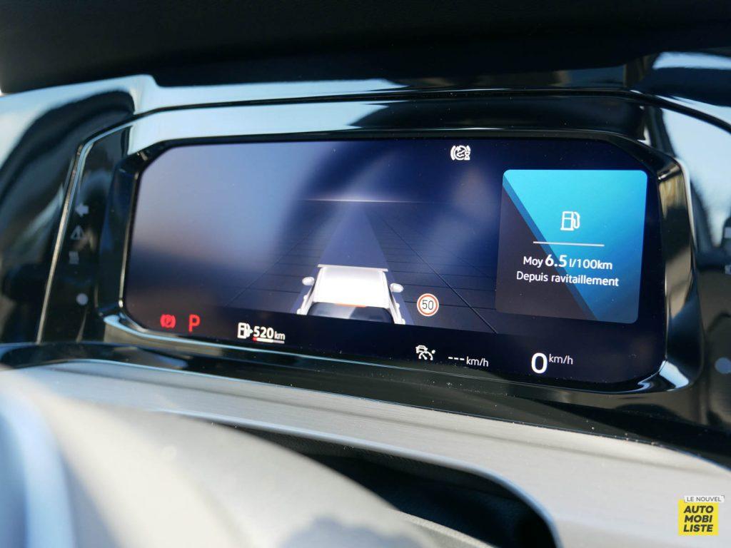 LNA ESSAI 2012 VW Golf eTSI Compteur 005 1