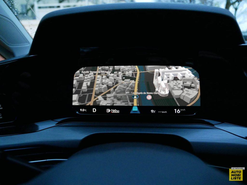 LNA ESSAI 2012 VW Golf eTSI Compteur 008 1