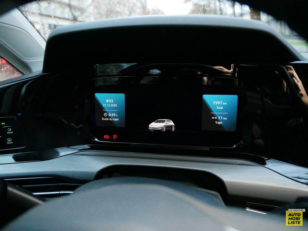 LNA ESSAI 2012 VW Golf eTSI Compteur 009 1