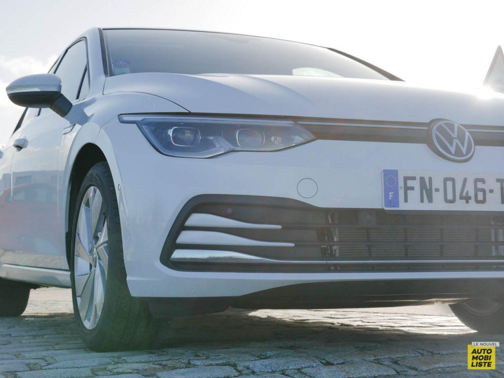 LNA ESSAI 2012 VW Golf eTSI Exterieur Detail 001