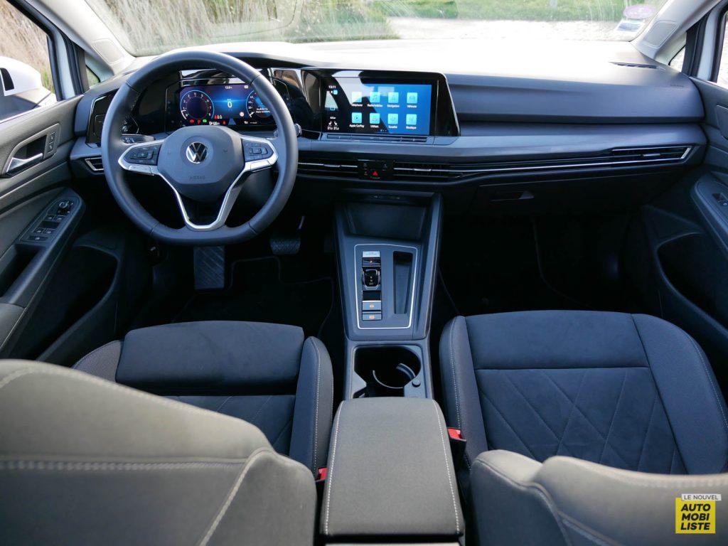 LNA ESSAI 2012 VW Golf eTSI Tableau de Bord 002