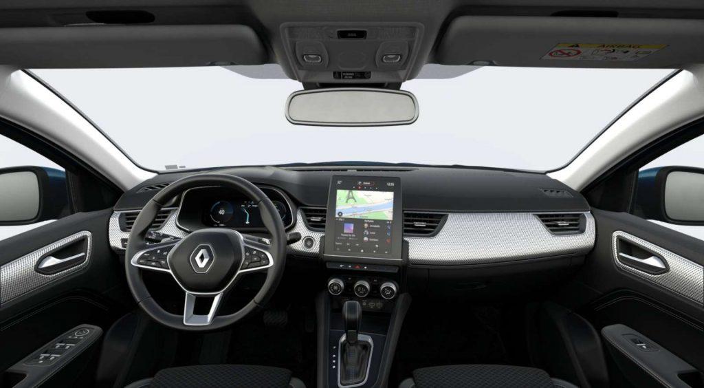 LNA Essai 2102 Renault Arkana Interieur Intens