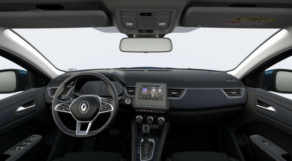 LNA Essai 2102 Renault Arkana Interieur Zen