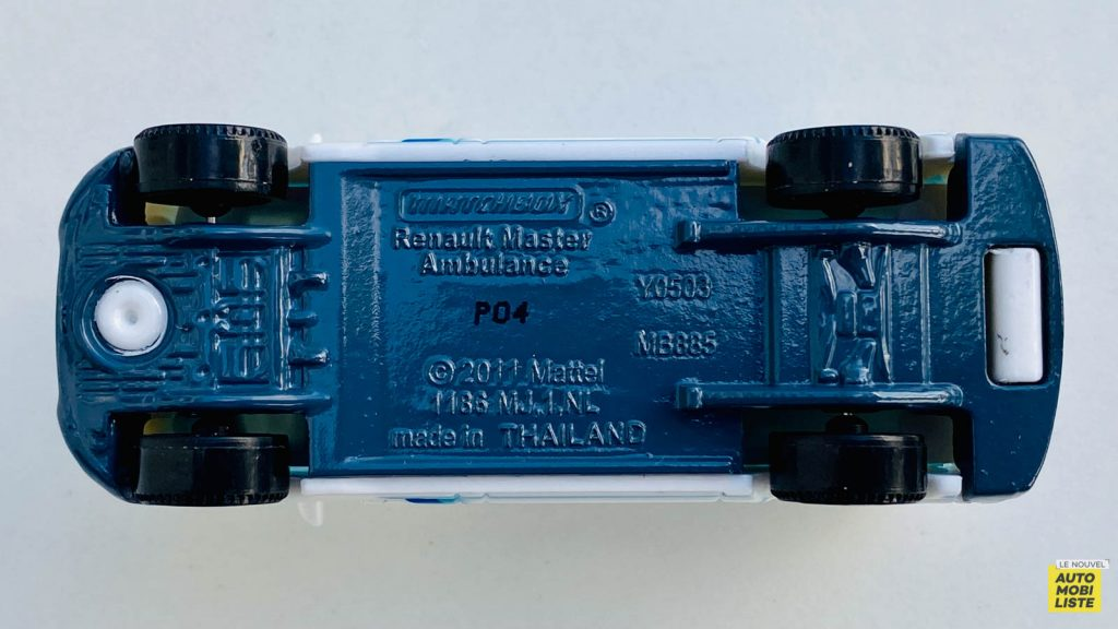 LNA LPA 210511 Matchbox France Renault Master 008