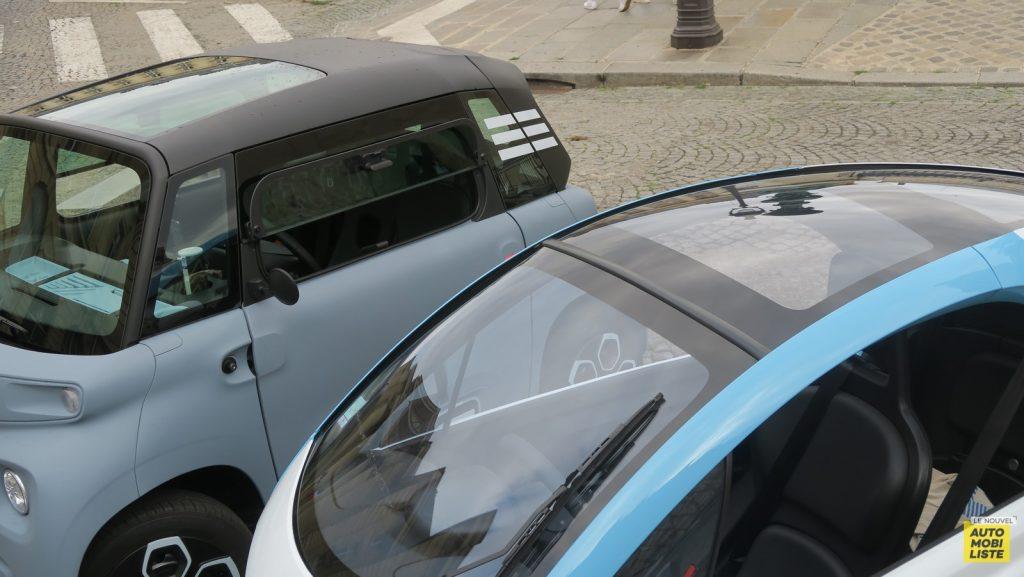 Match Citroen Ami Renault Twizy LNA FM 39