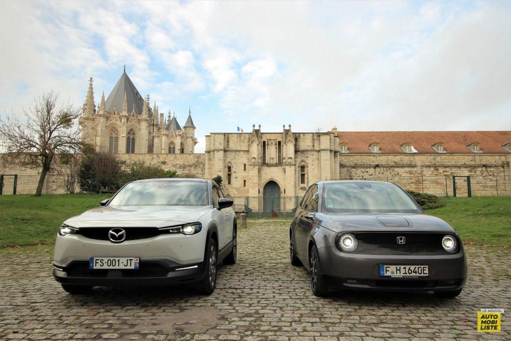 Mazda MX 30 Honda e Dumoulin LNA 29
