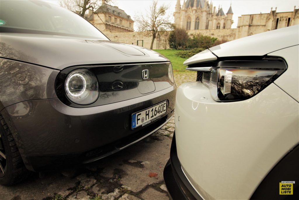 Mazda MX 30 Honda e Dumoulin LNA 8