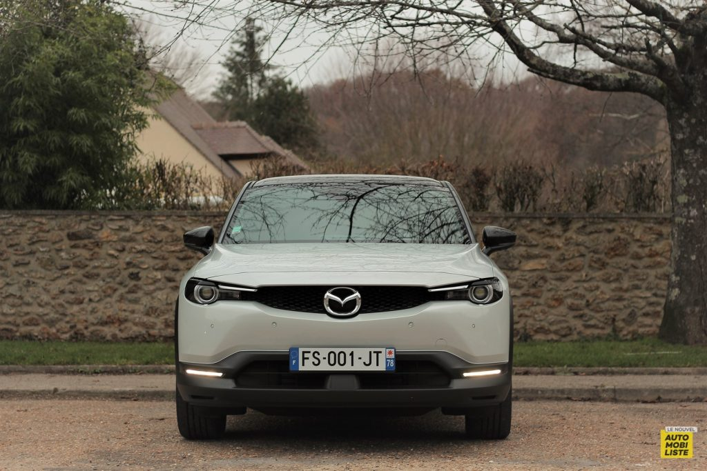Mazda MX 30 LNA Thibaut Dumoulin 16