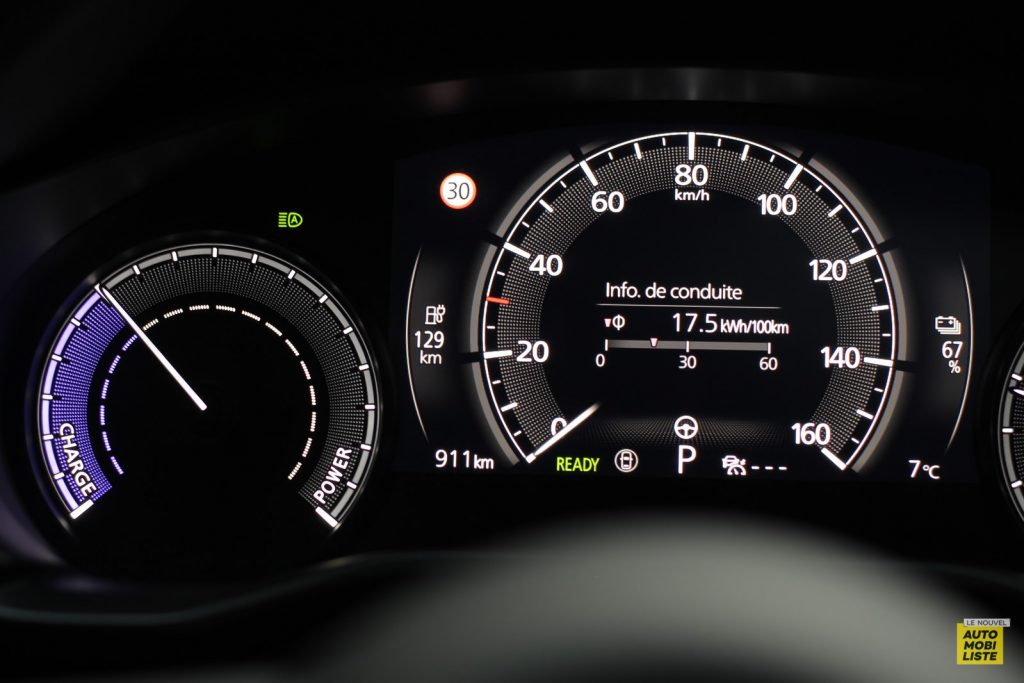 Mazda MX 30 LNA Thibaut Dumoulin 2