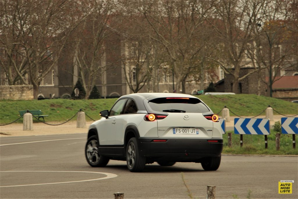 Mazda MX 30 LNA Thibaut Dumoulin 52