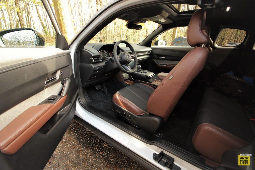 Mazda MX 30 LNA Thibaut Dumoulin 61