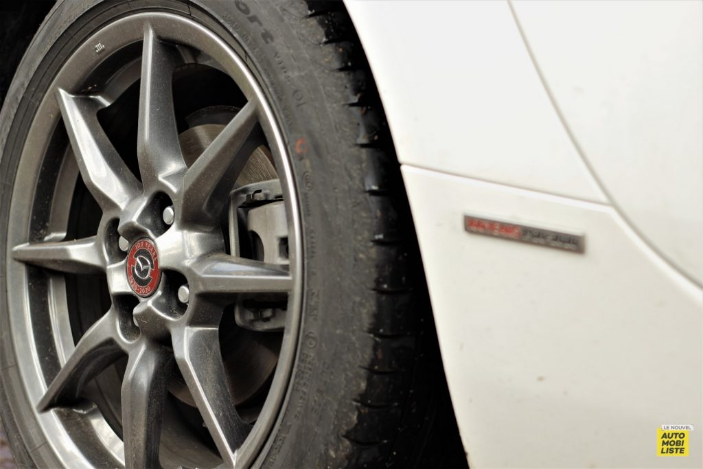 Mazda MX 5 100e Thibaut Dumoulin LNA 25