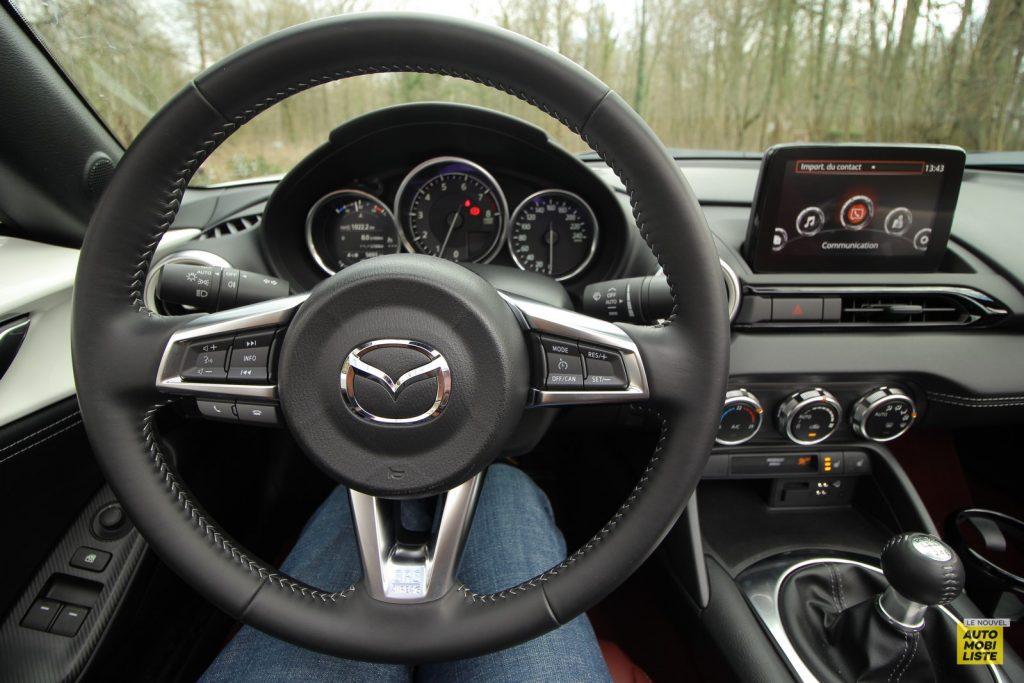 Mazda MX 5 100e Thibaut Dumoulin LNA 33