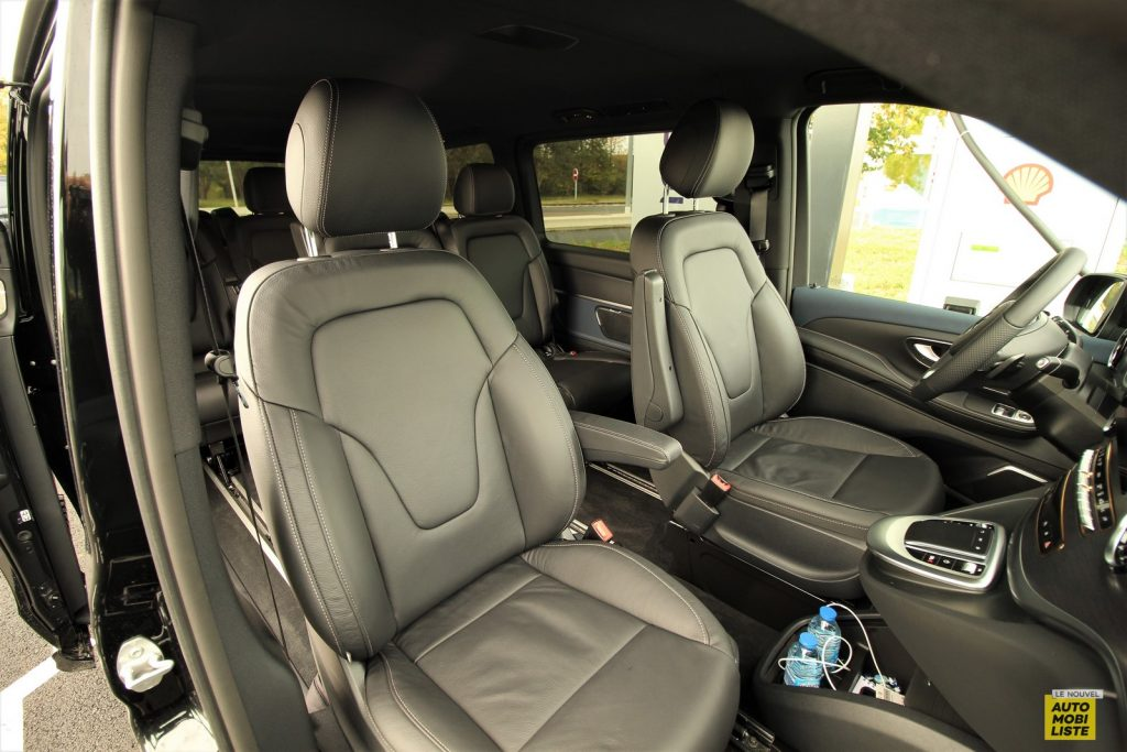 Mercedes Benz EQV Thibaut Dumoulin LNA 29