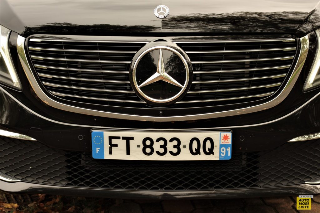 Mercedes EQV Le Nouvel Automobiliste