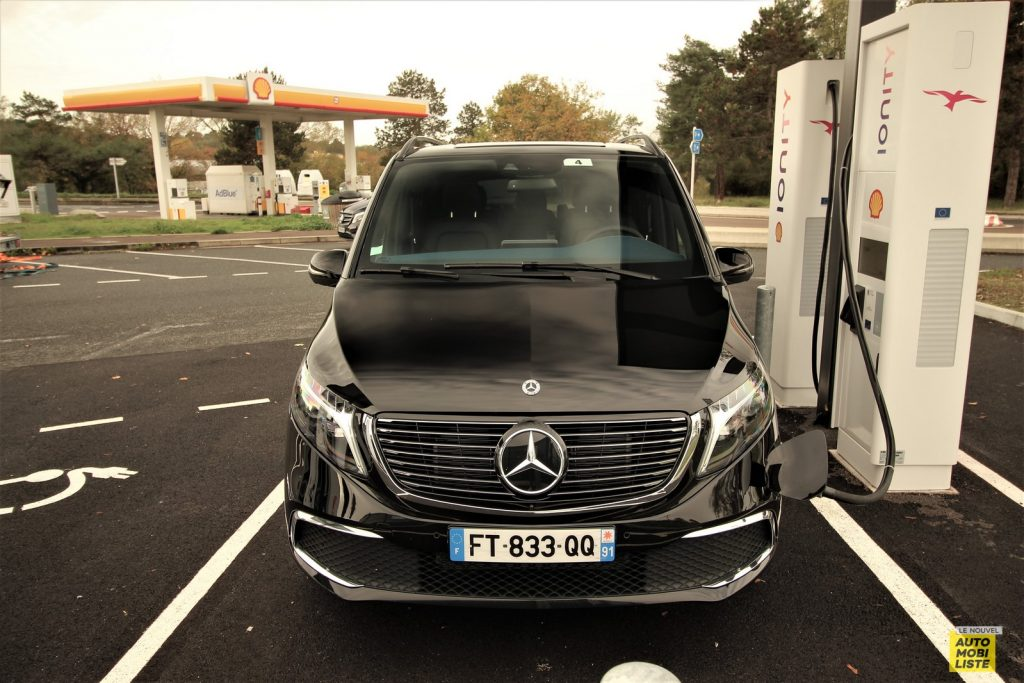 Mercedes Benz EQV Thibaut Dumoulin LNA 5