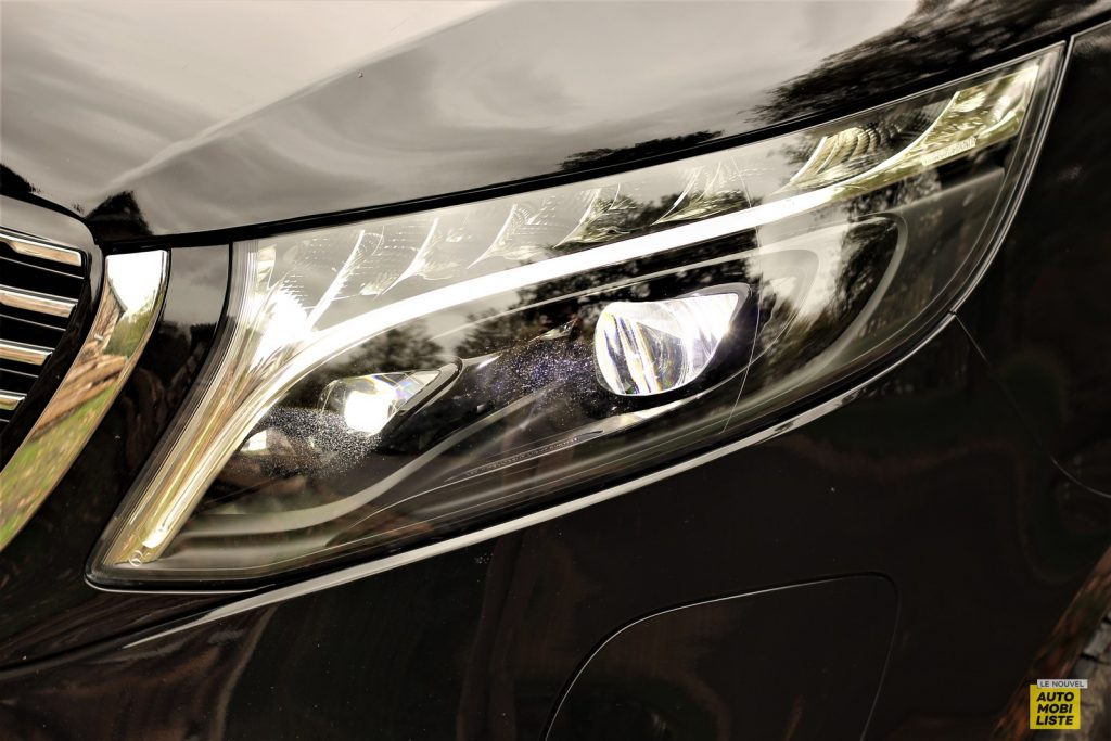 Mercedes Benz EQV Thibaut Dumoulin LNA 55