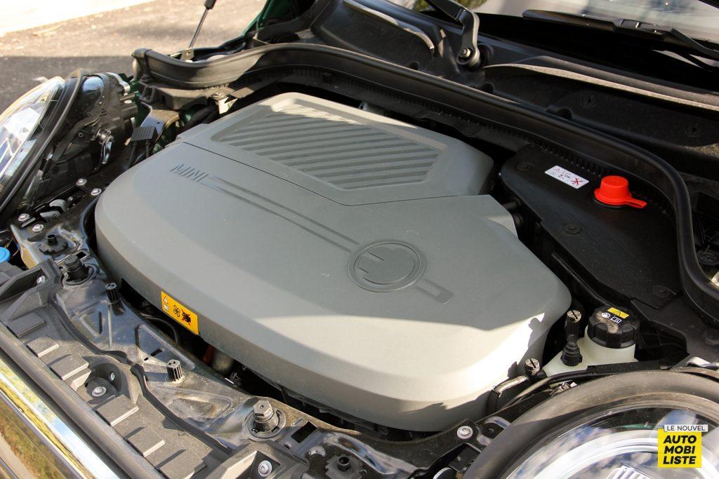 Mini Cooper SE électrique 2020
