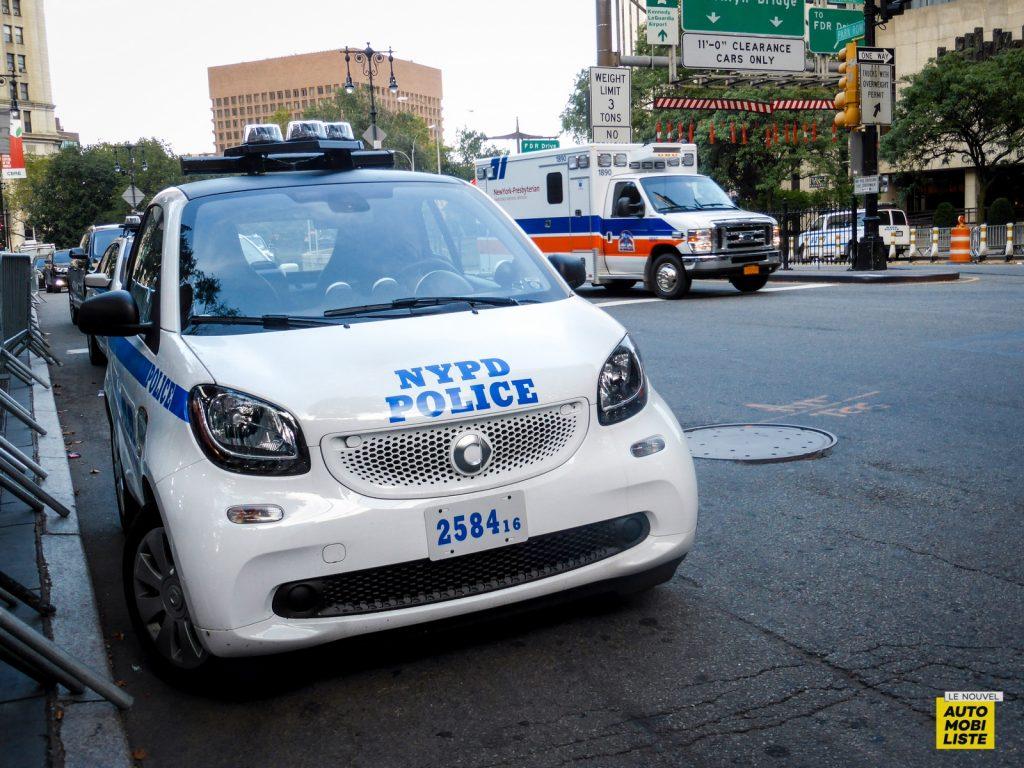 New York road trip Le Nouvel Automobiliste Smart Fortwo
