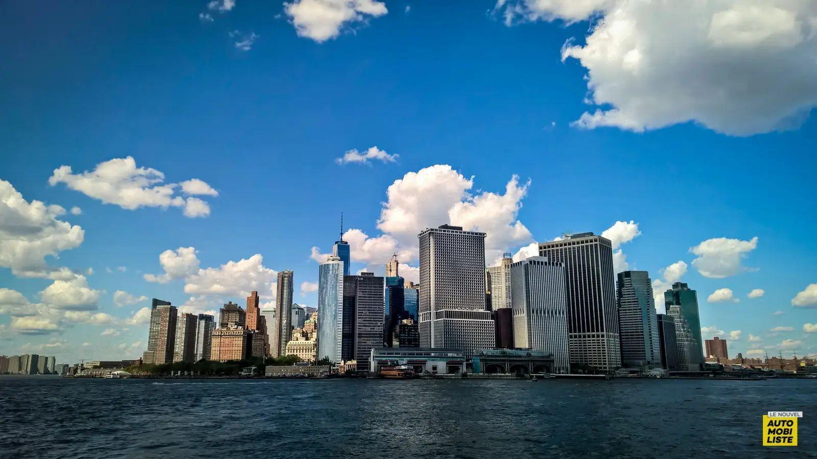New York Le Nouvel Automobiliste