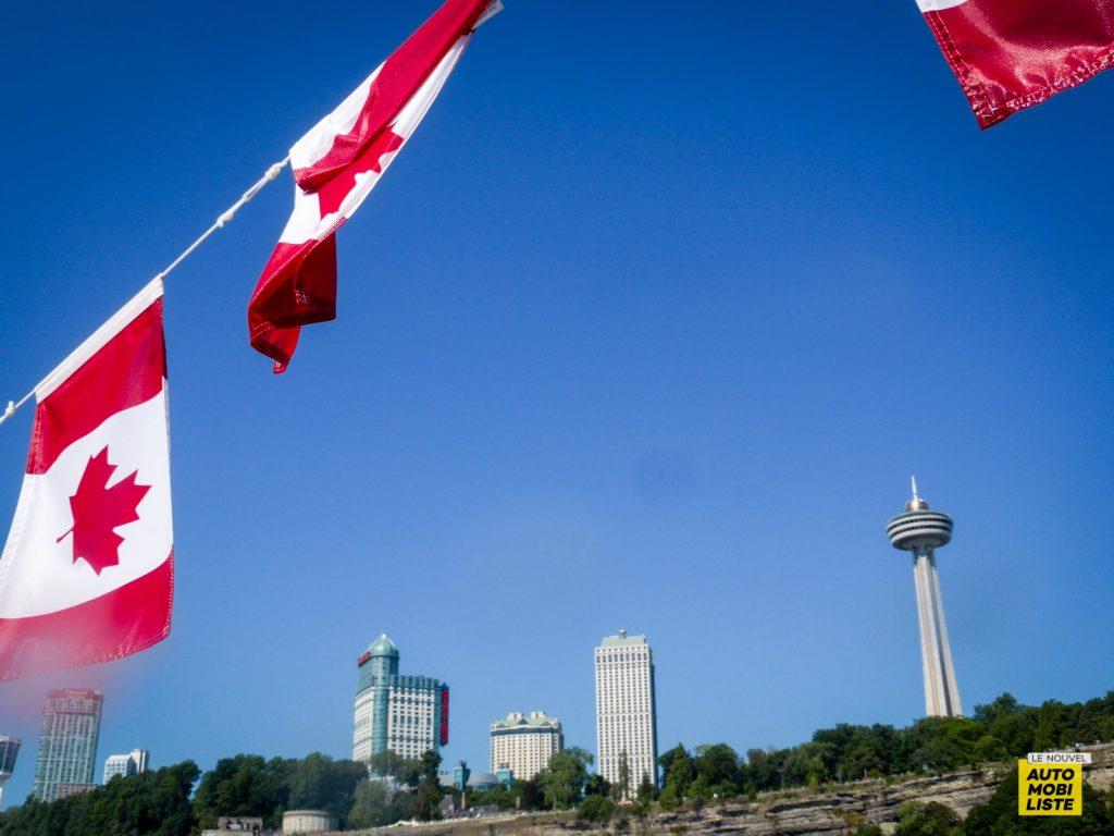 Niagara Falls Le Nouvel Automobiliste