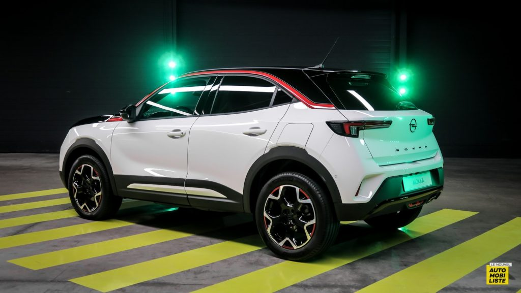 Opel Mokka Le Nouvel Automobiliste