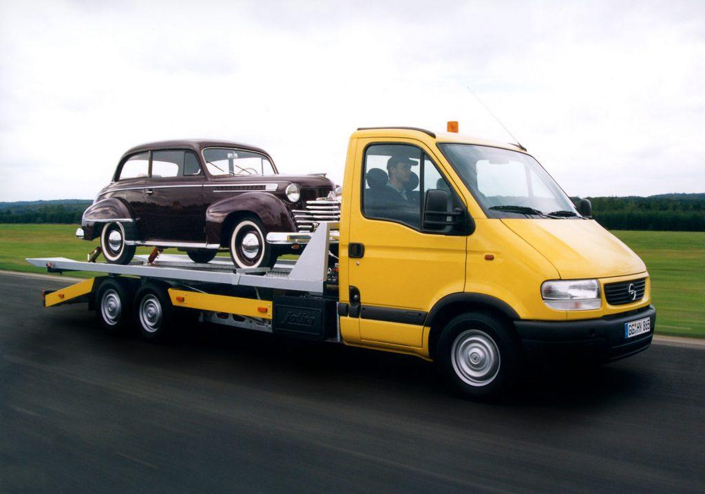 Opel Movano 1.1