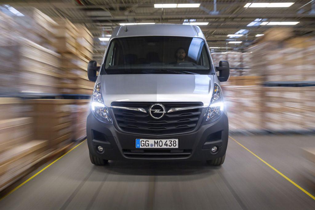 Opel Movano 2.2