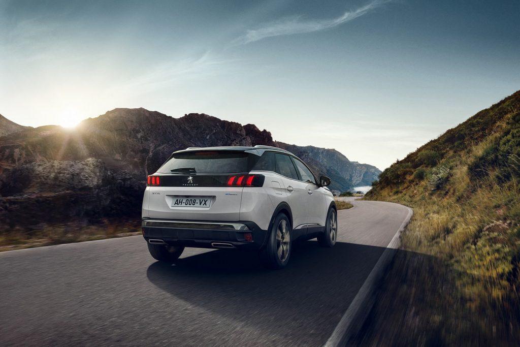 Peugeot 3008 restylé 2020 Hybrid