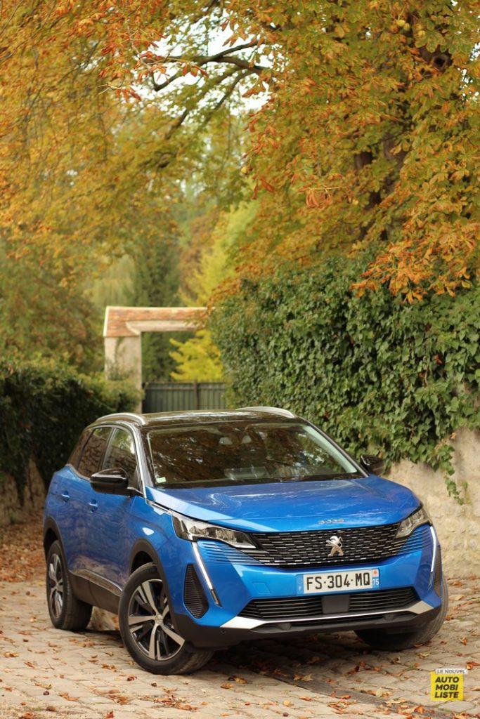 Peugeot 3008 facelift LNA Thibaut Dumoulin 44