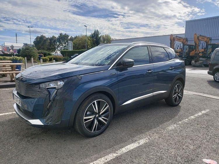 Peugeot 3008 restyle Cochespias