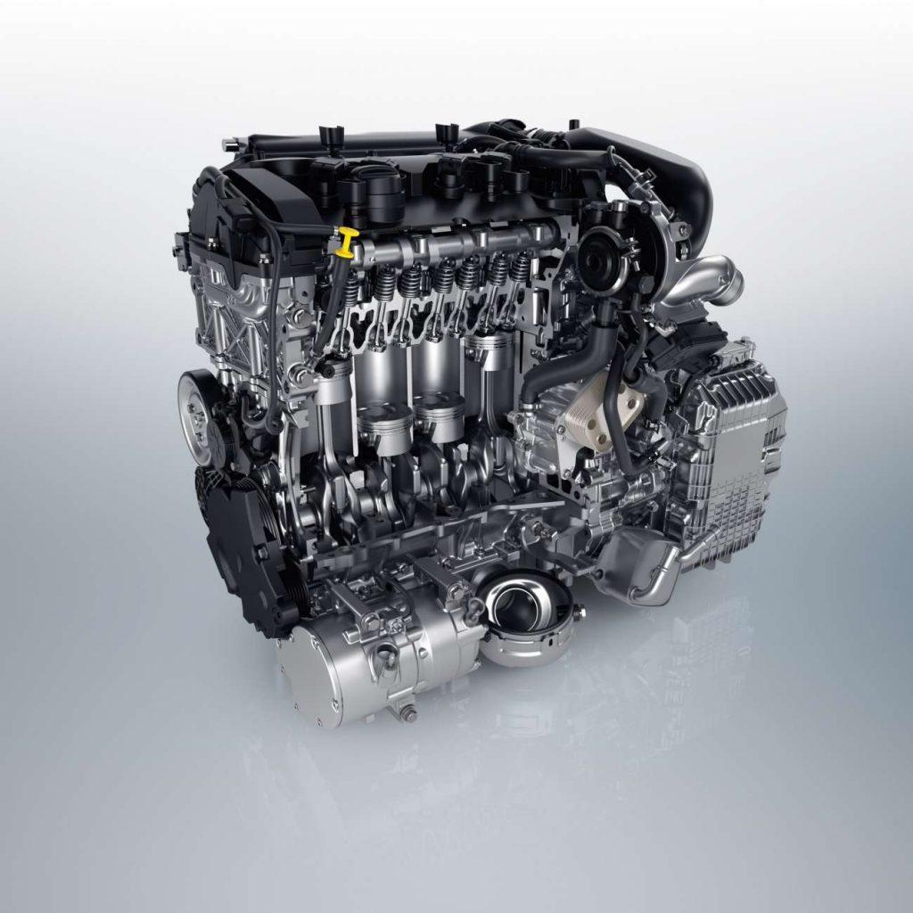 Peugeot 308 P51 Hybrid 98