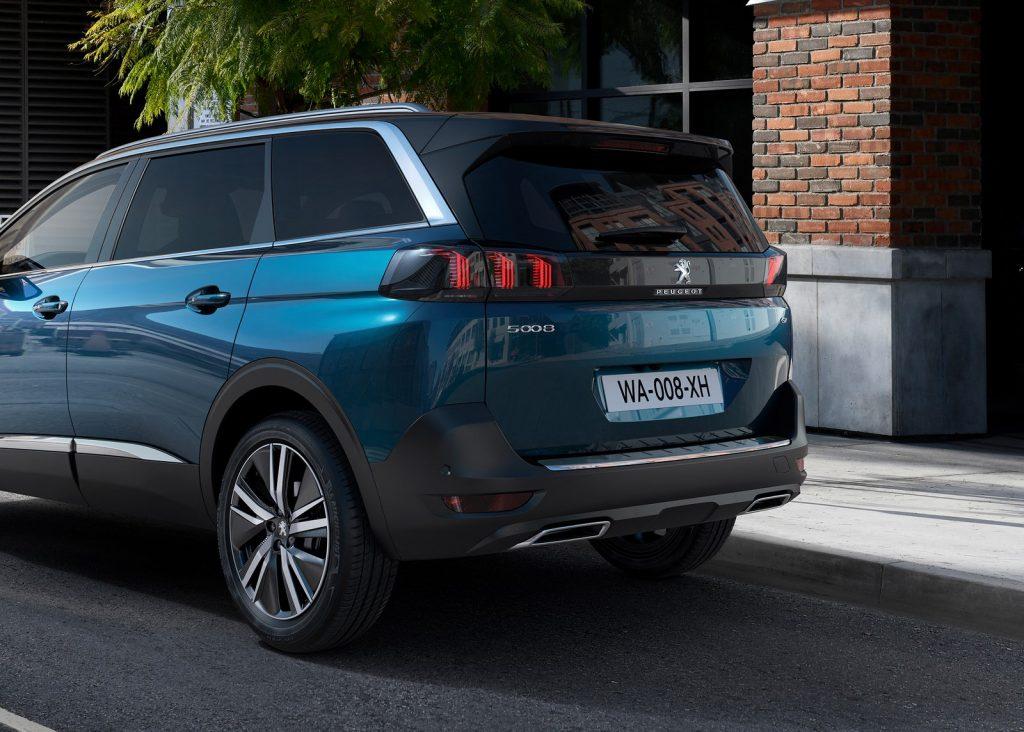 Peugeot 5008 restyle 2021 2