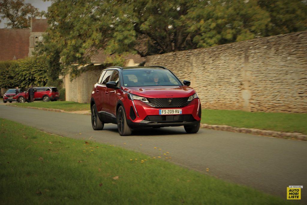 Peugeot 5008 restyle LNA Thibaut Dumoulin 48