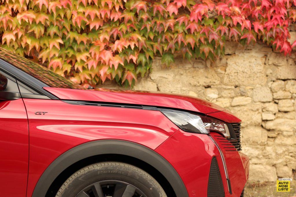Peugeot 5008 restyle LNA Thibaut Dumoulin 55