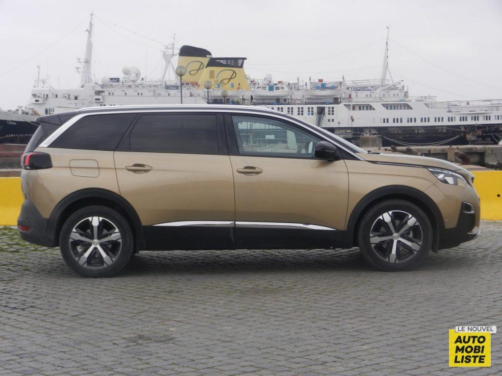 Essai Peugeot 5008 2017