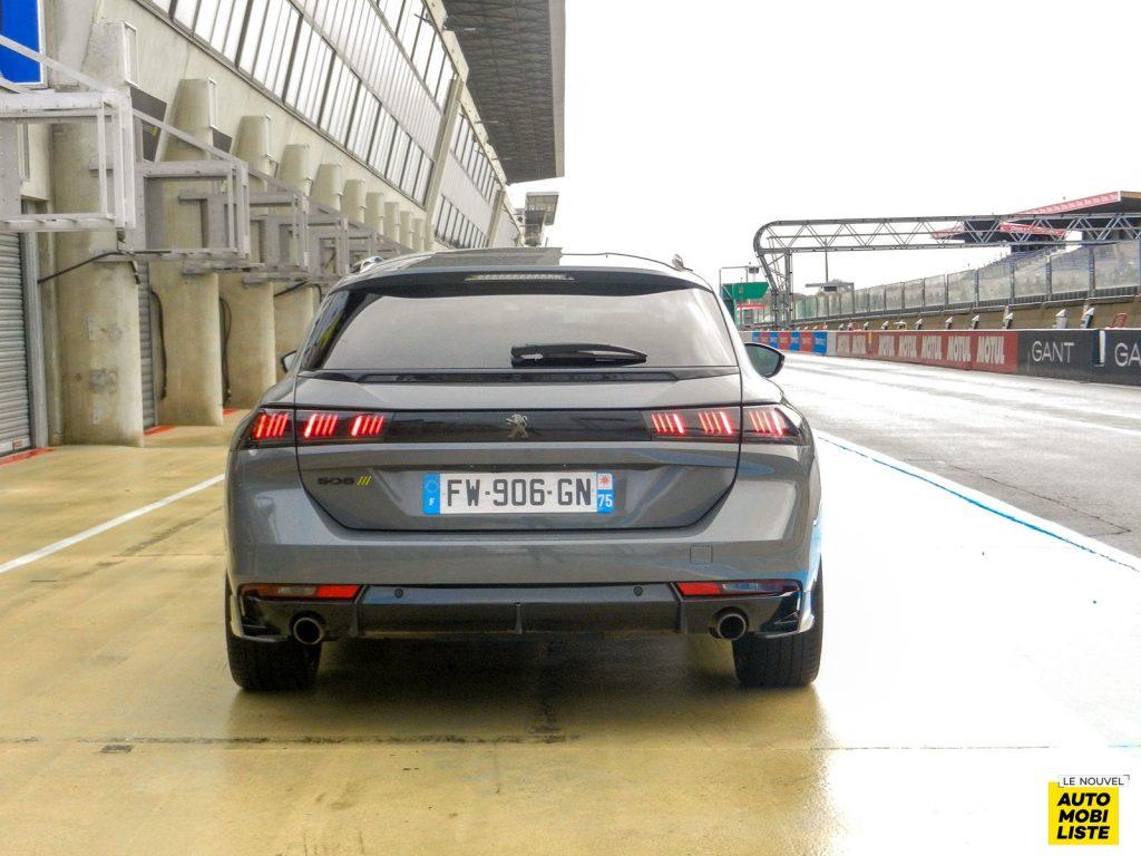 Peugeot 508 PSE Sport Engineered Essai 2021