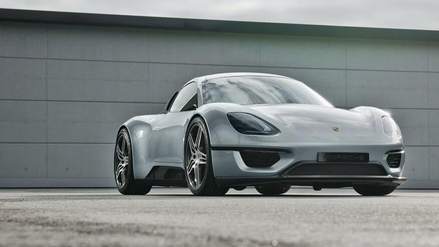 Porsche 904 Living Legend Concept 2013 3