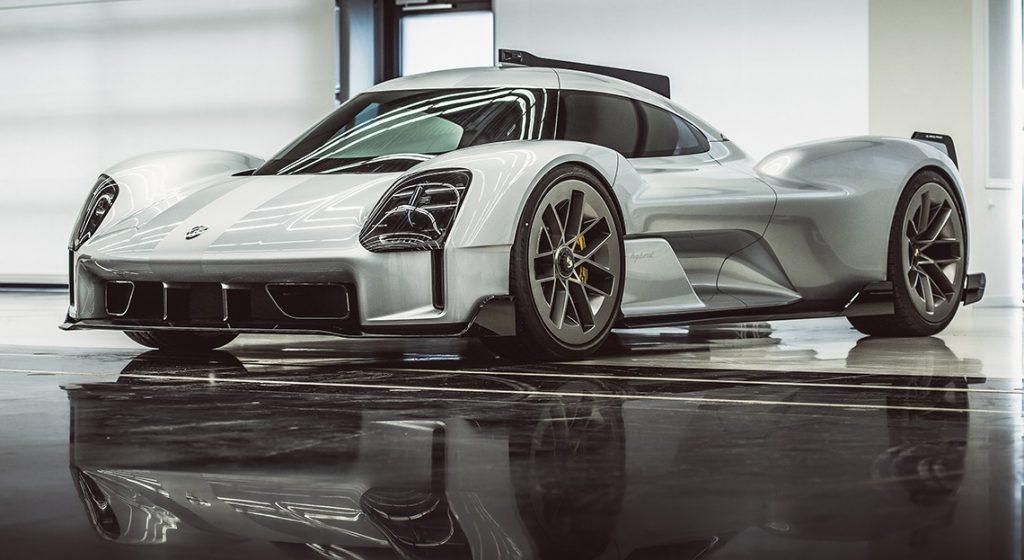 Porsche 919 Street 8