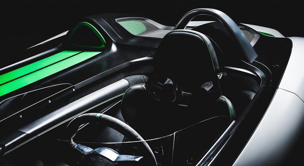 Porsche Boxster Barchetta 1