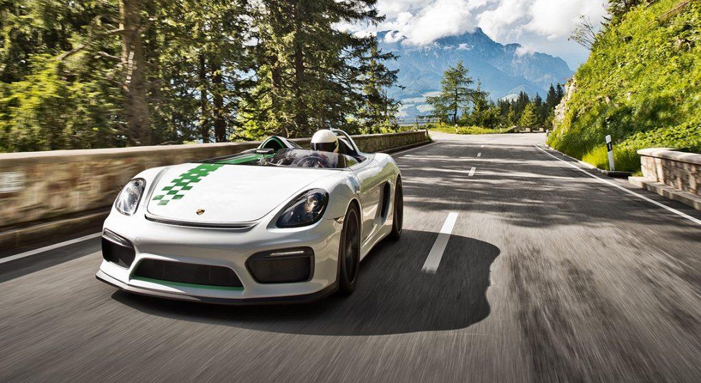 Porsche Boxster Barchetta 2
